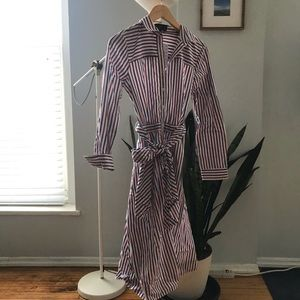 J Crew Shirt Dress NWT